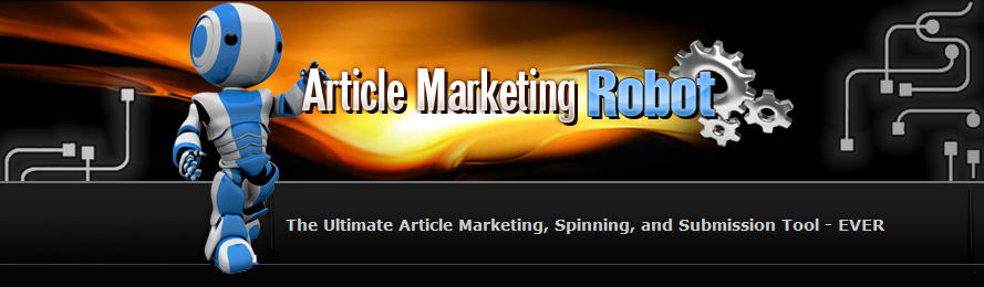 Article Marketing Robot service